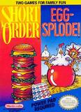 Short Order/Eggsplode (Nintendo Entertainment System)