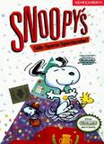 Snoopy's Silly Sports Spectacular (Nintendo Entertainment System)