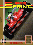 Super Sprint (Nintendo Entertainment System)