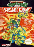 Teenage Mutant Ninja Turtles II: The Arcade Game (Nintendo Entertainment System)