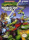 Teenage Mutant Ninja Turtles III: The Manhattan Project (Nintendo Entertainment System)