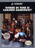 Where in Time is Carmen Sandiego? (Nintendo Entertainment System)