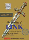 Zelda II: The Adventure of Link (Nintendo Entertainment System)