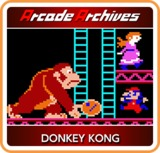 Arcade Archives - Donkey Kong (Nintendo Switch)
