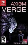 Axiom Verge (Nintendo Switch)