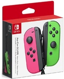 Controller -- Joy-Con (L/R) - Neon Pink/Neon Green (Nintendo Switch)