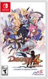 Disgaea 4 Complete + -- A Promise of Sardines Edition (Nintendo Switch)