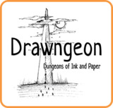 Drawngeon: Dungeons of Ink and Paper (Nintendo Switch)