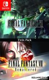 Final Fantasy VII / Final Fantasy VIII Remastered Twin Pack (Nintendo Switch)