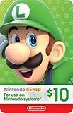 Gift Card -- Nintendo eShop (Nintendo Switch)