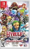 Hyrule Warriors -- Definitive Edition (Nintendo Switch)