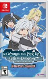 Is It Wrong To Try To Pick Up Girls In A Dungeon: Infinite Combate (Nintendo Switch)