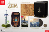 Legend of Zelda: Breath of the Wild, The -- Master Edition (Nintendo Switch)