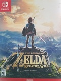 Legend of Zelda: Breath of the Wild, The -- Special Edition (Nintendo Switch)