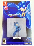 Mega Man 11 -- Amiibo Edition (Nintendo Switch)