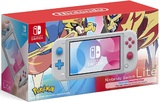 Nintendo Switch Lite -- Zacian and Zamazenta Edition (Nintendo Switch)