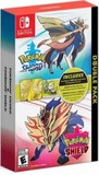 Pokemon Sword and Pokemon Shield Double Pack -- Steelbook Edition (Nintendo Switch)