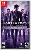 Saints Row: The Third -- The Full Package (Nintendo Switch)