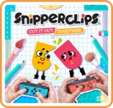 Snipperclips: Cut It Out, Together! (Nintendo Switch)