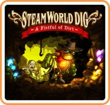 SteamWorld Dig: A Fistful of Dirt (Nintendo Switch)