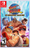 Street Fighter: 30th Anniversary Collection (Nintendo Switch)