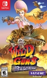 Wild Guns Reloaded w/ Limited Edition Keychain (Nintendo Switch)