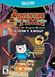 Adventure Time: Explore the Dungeon Because I DON'T KNOW! (Nintendo Wii U)