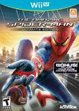 Amazing Spider-Man, The -- Ultimate Edition (Nintendo Wii U)