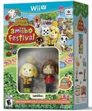 Animal Crossing: Amiibo Festival -- Bundle (Nintendo Wii U)