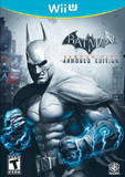 Batman: Arkham City -- Armored Edition (Nintendo Wii U)
