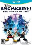 Epic Mickey 2: The Power of Two (Nintendo Wii U)