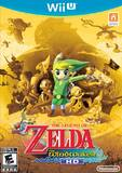 Legend of Zelda: The Wind Waker HD, The (Nintendo Wii U)