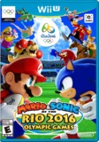Mario & Sonic at the Rio 2016 Olympic Games (Nintendo Wii U)