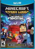 Minecraft Story Mode: The Complete Adventure (Nintendo Wii U)