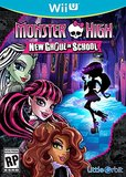 Monster High: New Ghoul in School (Nintendo Wii U)