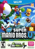 New Super Mario Bros. U + New Super Luigi U (Nintendo Wii U)