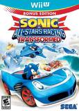 Sonic & All-Stars Racing: Transformed (Nintendo Wii U)