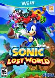 Sonic: Lost World (Nintendo Wii U)