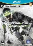Tom Clancy's Splinter Cell: Blacklist (Nintendo Wii U)