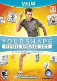 Your Shape Fitness Evolved 2013 (Nintendo Wii U)
