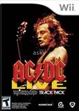 AC/DC Live: Rock Band Track Pack (Nintendo Wii)