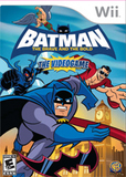 Batman: The Brave and the Bold - The Videogame (Nintendo Wii)