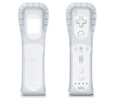 Controller -- Wii Remote - Jacket Only (Nintendo Wii)