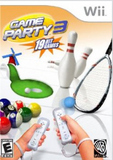 Game Party 3 (Nintendo Wii)