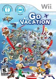Go Vacation (Nintendo Wii)