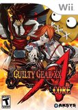 Guilty Gear XX: Accent Core (Nintendo Wii)