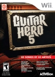 Guitar Hero 5 (Nintendo Wii)