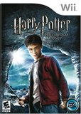 Harry Potter and the Half-Blood Prince (Nintendo Wii)