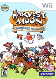 Harvest Moon: Magical Melody (Nintendo Wii)