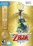 Legend of Zelda: Skyward Sword, The -- Gold Bundle (Nintendo Wii)